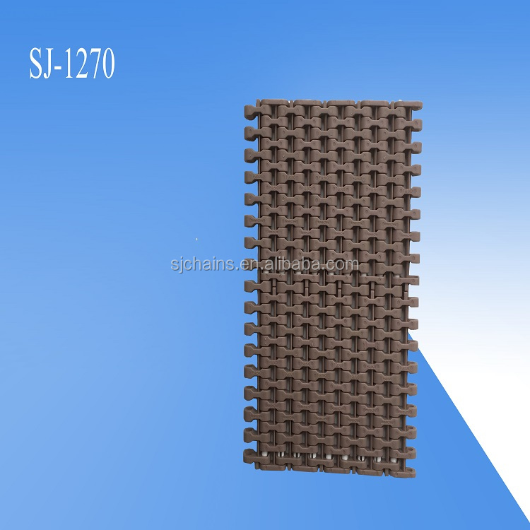 flat top flush grid 500 for transmission conveyor