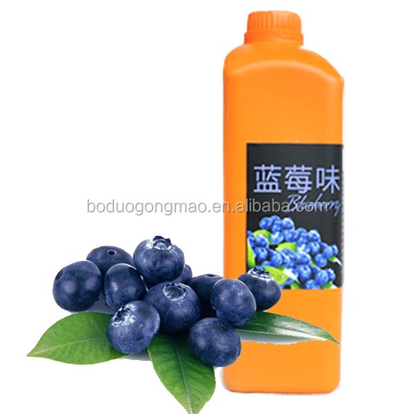 Blueberry Concentrated Juice For Wholesales in India