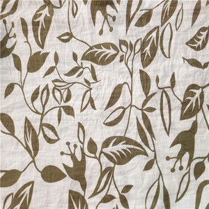 Elegant eco-friendly soft hand nylon cotton fabric