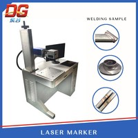 good price 20W fiber laser marking machine/industrial machines