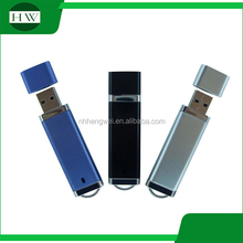 Wholesale USB flash drive bulk leather with custom logo for sale with low MOQ
