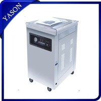 DZ 400 Mini Electronic Component Vacuum Packing Machine 400mm Sealing Length