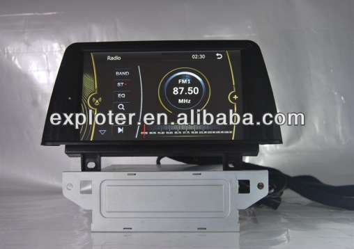 Car DVD <strong>Player</strong> for BMW F20 F30 With GPS Bluetooth