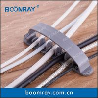 boomray 2014 promotional PP colorful multipurpose cable clips winder christmas door hangs ornament holiday gift box