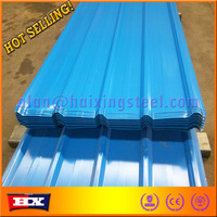 steel metal color roof tile cheap price