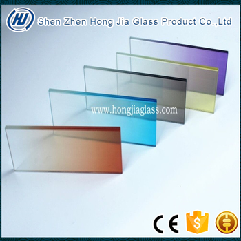 Customized tempered digital printing glass