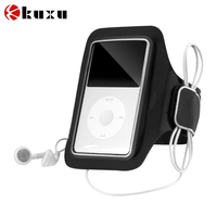 Customize Leather Sport Armband case for Ipod