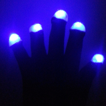 2017 Newest Party Flicker Led Gloves