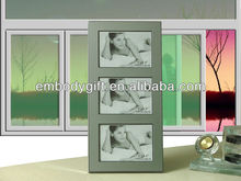 hot sale aluminum photo frame with MDF
