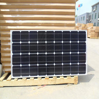 good price aluminium frame 100W solar panel