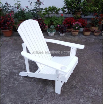 HE-521,Promotional wooden beach chair/Outdoor Wooden Frog Adirondack Beach Chair