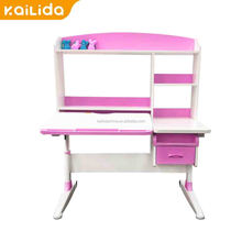Best selling products powder coated school furniture modern kids desk ergonomic child table for xg spare parts