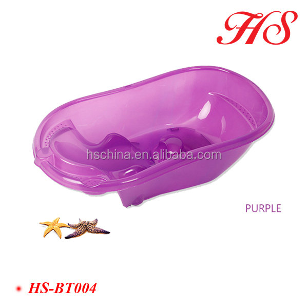 Competitive Price kids large plastic portable bathtub baby bath tub bath seat