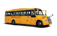 Yutong Bus ZK6100DA school bus