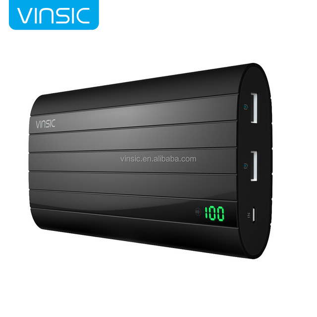 VINSIC for Sony Philips Phone Cover Portable 20000mah Power Bank