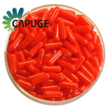 Empty vegetable capsule organic vegetarian shells medicine size 1