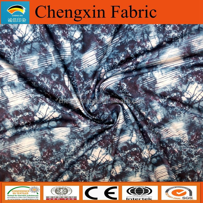 heat transfer print fabric polyester single jersey fabric for sports vest 4 way strech t shirt fabric istanbul