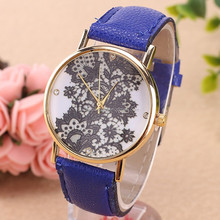 teenage girl lace face cheap watch movement watch bands leather oem custom pocket watch