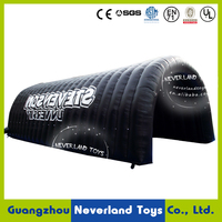 NEVERLAND TOYS Outdoor Inflatable Tent Inflatable Trade Show Tent Commercial Tents for Sale