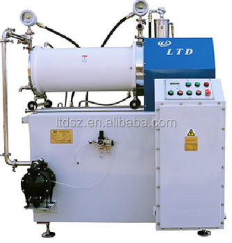 2016 New Designed 30L Disc Horizontal Sand Mill