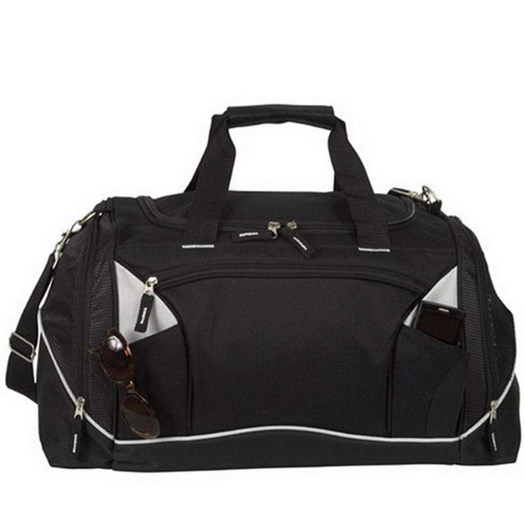 Waterproof custom supreme duffle bag for travelling fitness sport gym bag