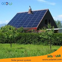 High efficiency 4kw solar energy off grid system