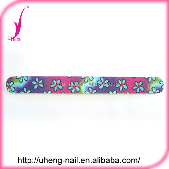 2016 Top Quality Professional Moon Nail File and Half Moon Shaped Nail File