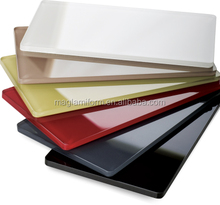 M.A.G high gloss laminate sheet /formica hpl