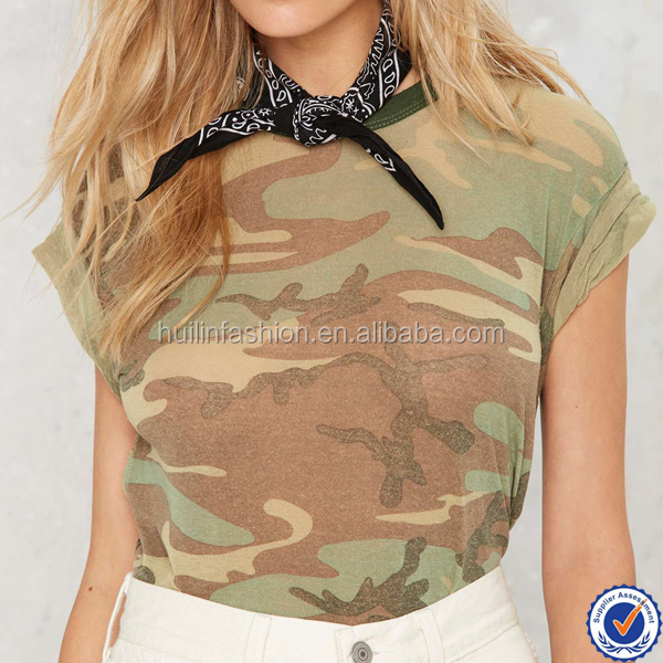 wholesale classic camouflage t shirt online shopping