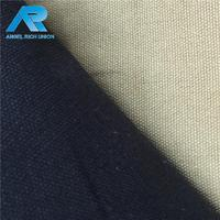 New test approve 100 cotton pvc coated stain resistant fabric for vulcanized shoes