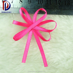 wholesale satin ribbon pull bow for webbing decoration
