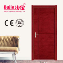 House gate design cheap price melamine interior wood door