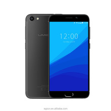 "Original Umi UMIDIGI G MTK6737 Quad Core 2GB RAM 16GB ROM 5.0""1280*720 Android 7.0 Camera 8.0MP 4G FDD LTE unlocked Mobile Phone"