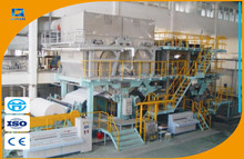 ZGW 1092-2400 Auto high-speed toilet paper tissue paper production line