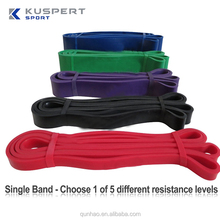 Fitness Equipment Natural Latex Pull Up resistance rubber bands Fitness CrossFit Loop Bodybulding Yoga Exercise