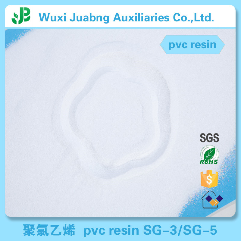China Powerful Manufacturer Emulsion Grade Plastic Raw Materials Pvc Resin