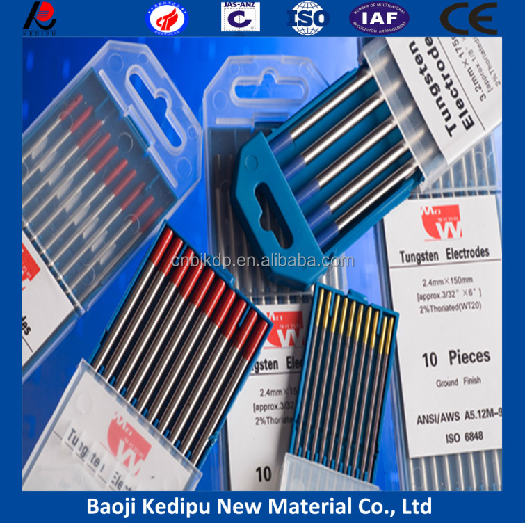 High quality Tungsten TIG electrode for sale