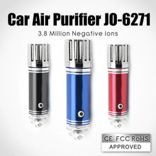 New Electronic Gadgets 2015 (Car Air Purifier JO-6271)