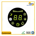 Air conditioning LED digital 7 segment display household appliance display panel