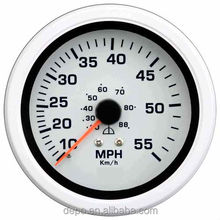 85mm Mechanical Speedometer for Yacht Marine gauge