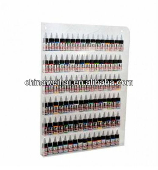 custom design acrylic e cigarette display, e liquid display
