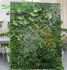SJLJ013065 artificial grass wall green wall for wall decoration