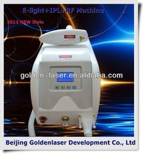 www.golden-laser.org/2013 New style E-light+IPL+RF machine hair accessory