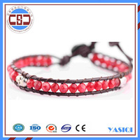 Top sell YASIQI bracelet Christmas gifts 2015 fashion accessories leader jewelry
