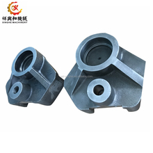 Alibaba OEM steel lost foam casting parts with machining