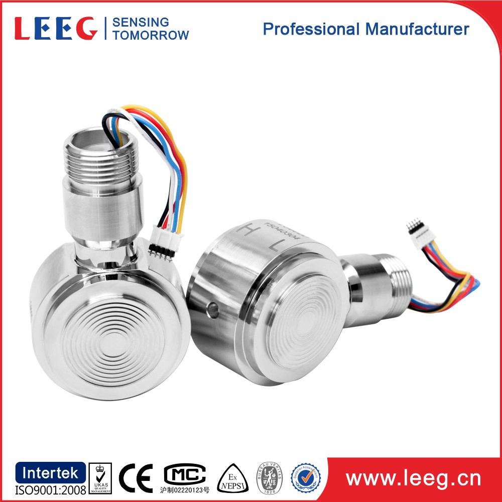 LEEG low cost high quality differential pressure sensor transducer