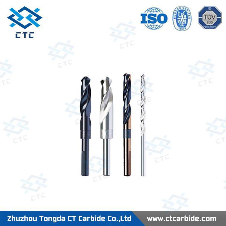 hss thread carbide solid milling cutter with CE certificate