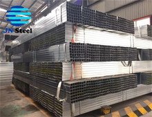 Tianjin supplier 1 inch 2 inch 3 inch galvanized square steel tubing for sale