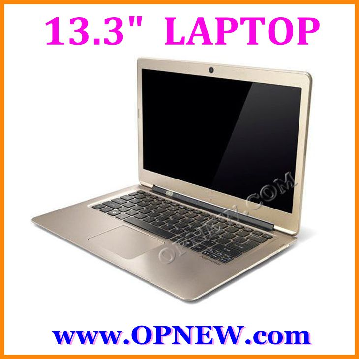 "13.3"" Laptop PC Dual core 8880 cpu 1.52Ghz with Bluetooth RJ45 port HDM 1GB DDRII 16GB Nandflash 7"" 9"" 10"" 13"" Laptop"