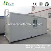 mobile coffee shop/moveable house and office/used container van for sale
